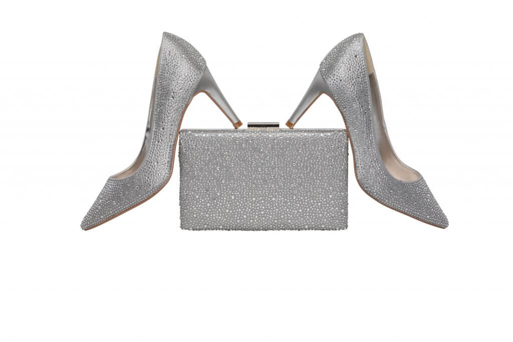 Perfect Bridal Sorrel Bridal Bag - Silver 2