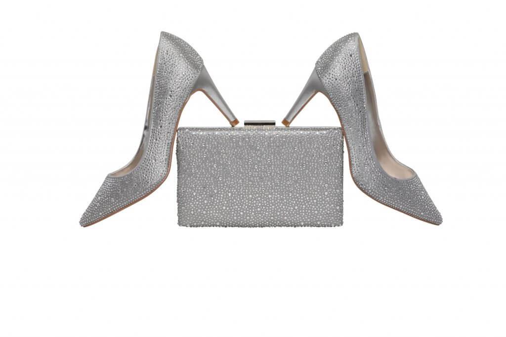 Perfect Bridal Sorrel Bridal Bag - Silver 2