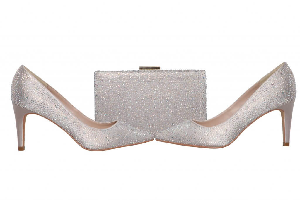 Perfect Bridal Sorrel Bridal Bag - Taupe 2