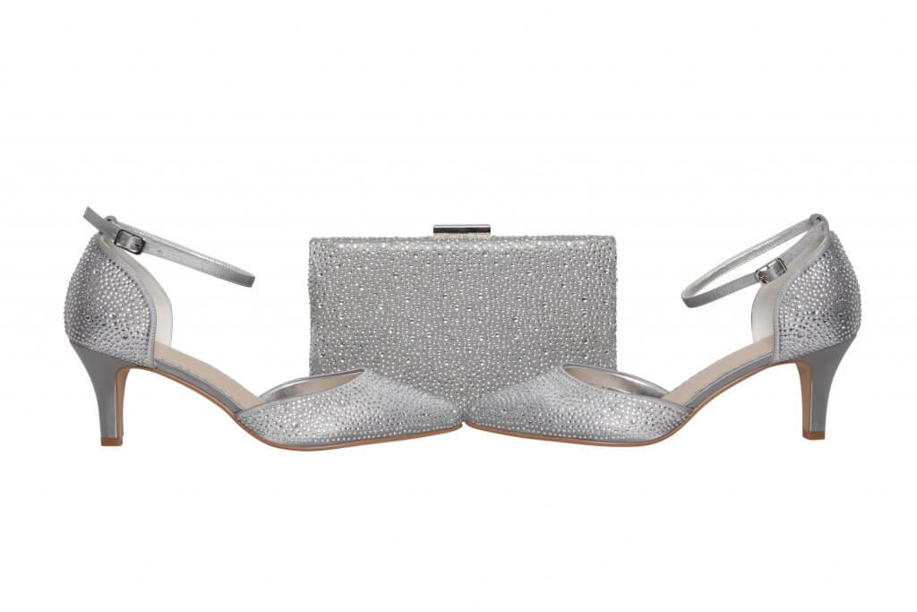 Perfect Bridal Sorrel Bridal Bag - Silver 3