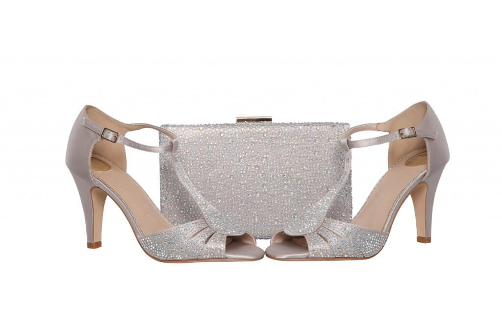 Perfect Bridal Sorrel Bridal Bag - Taupe 3