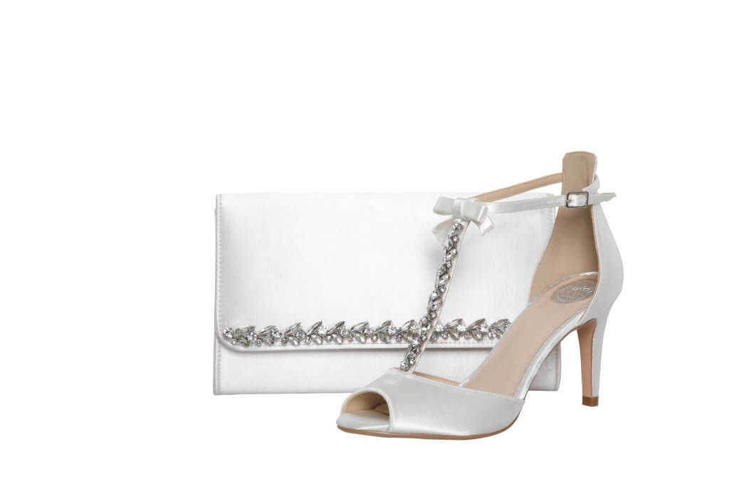 Perfect Bridal Yvette Bridal Bag - Dyeable Satin 2