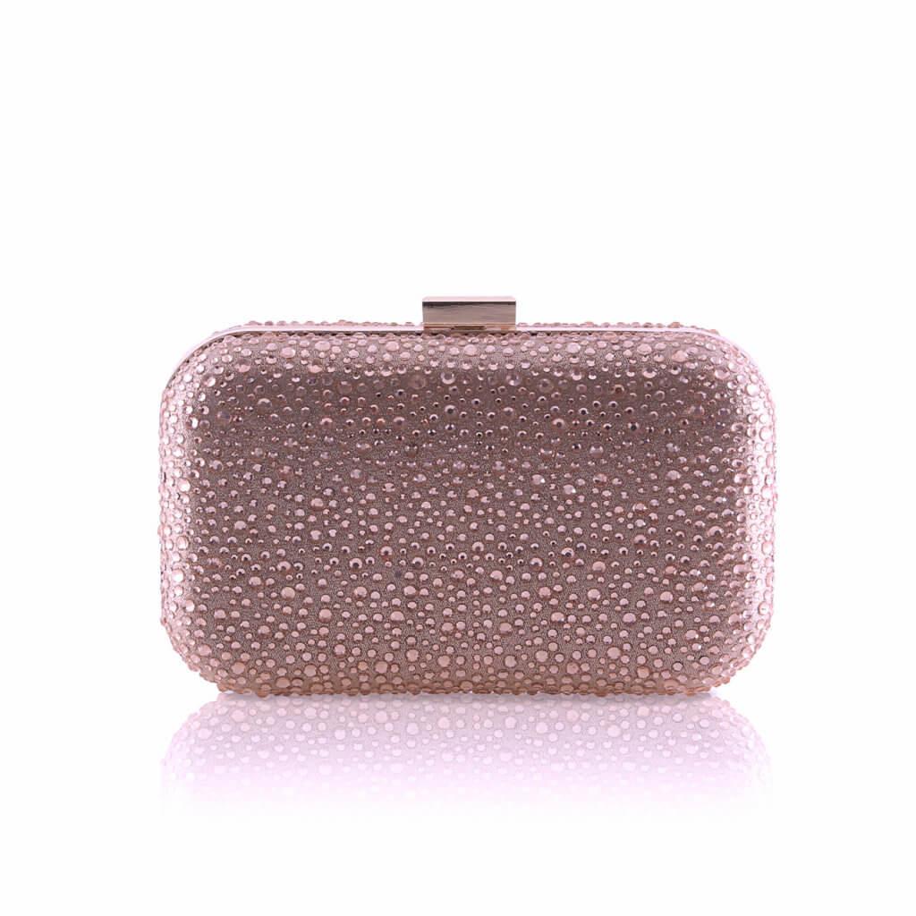 Perfect Bridal Sammy Bridal Bag - Rose Gold - Limited Edition 1