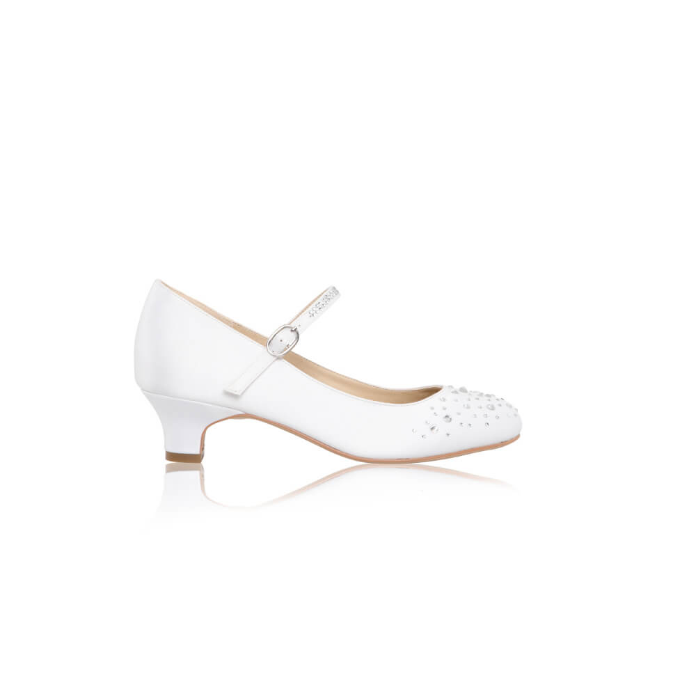 Perfect Bridal Ava Communion Shoes 1