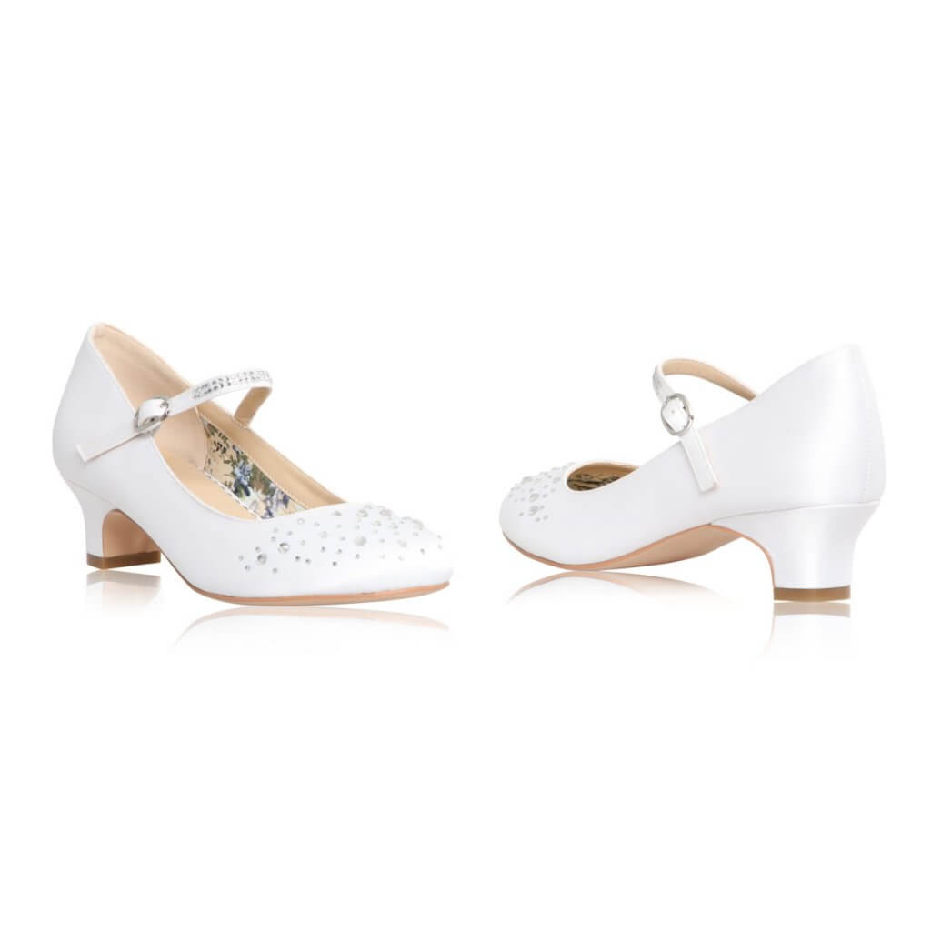 Perfect Bridal Ava Communion Shoes 2
