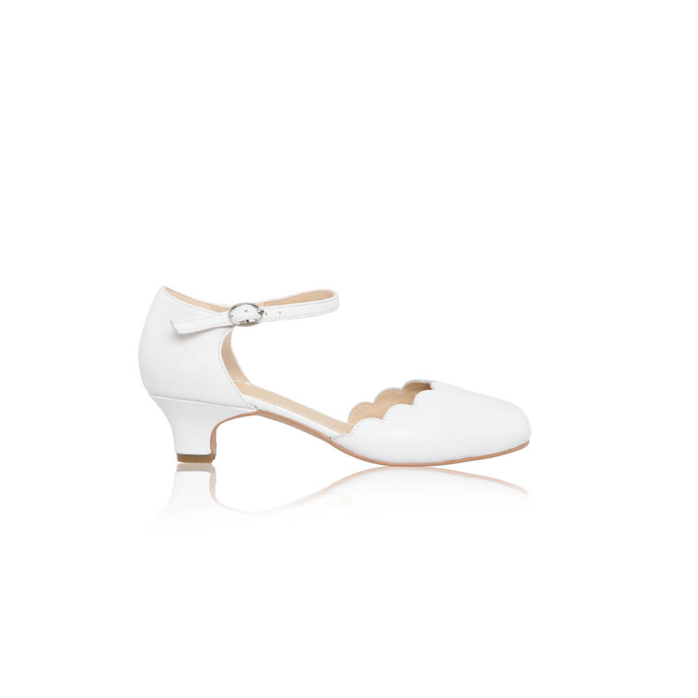 Perfect Bridal Avery Communion Shoes 1