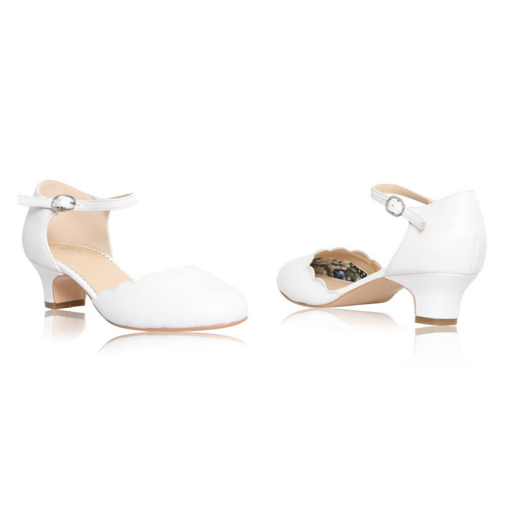 Perfect Bridal Avery Communion Shoes 2