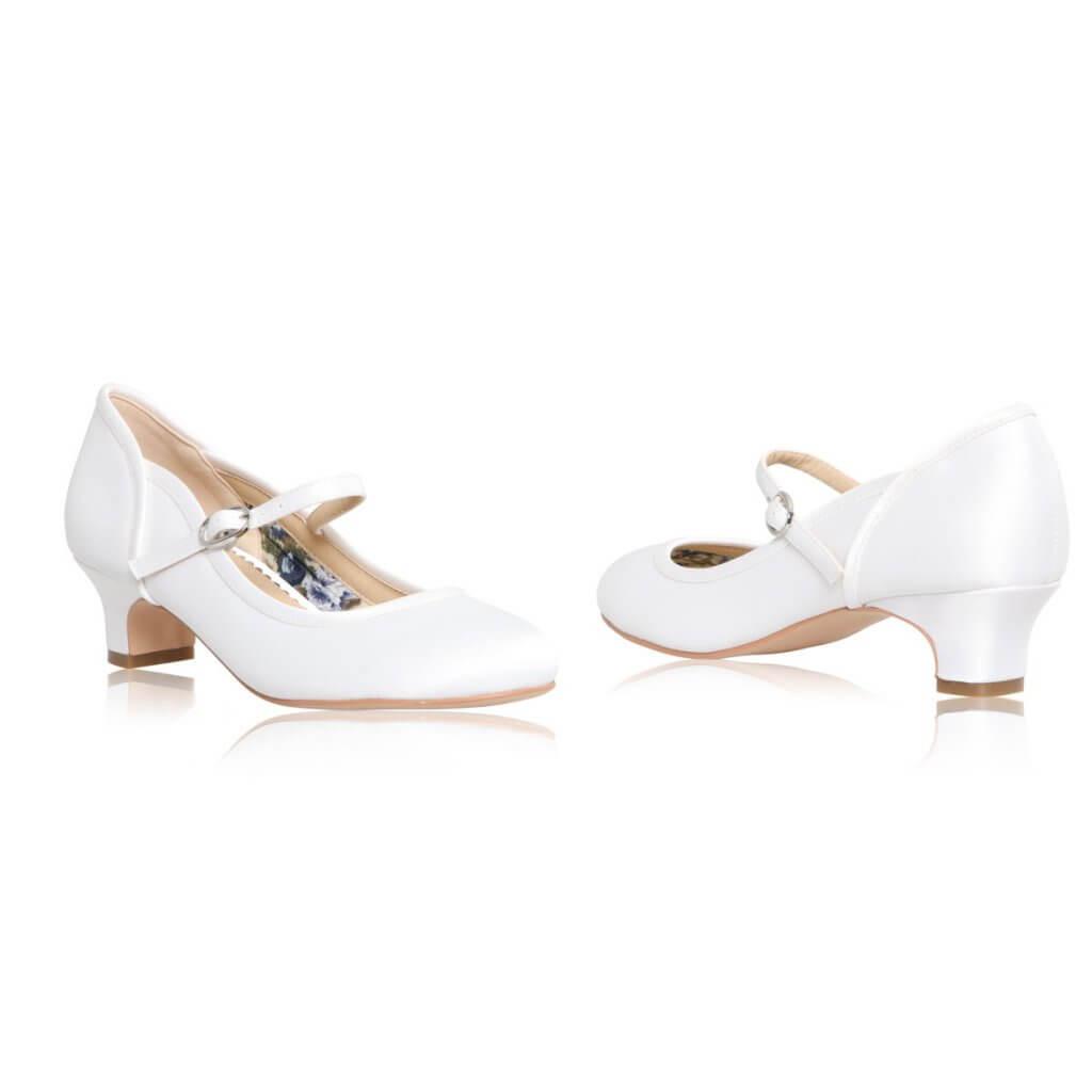 Perfect Bridal Lara Communion Shoes 2