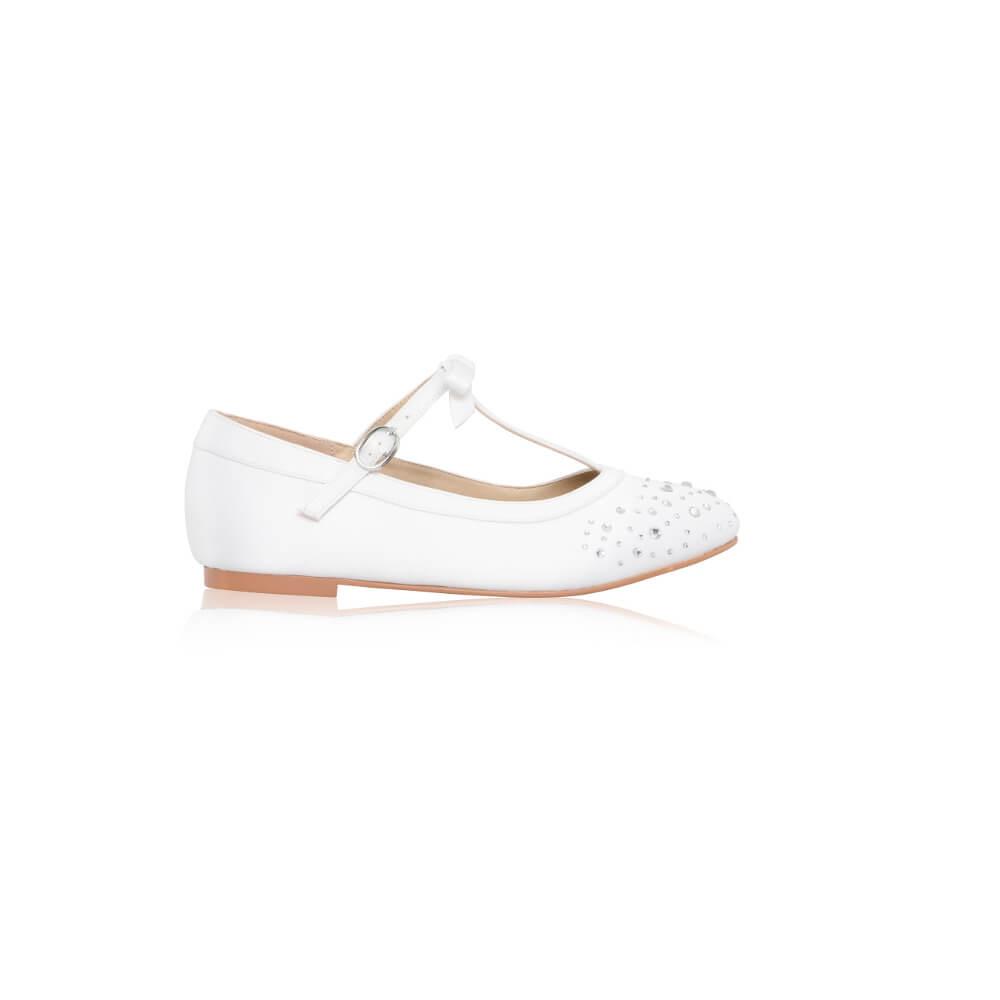 Perfect Bridal Kids - Ruthie Communion Shoes 1