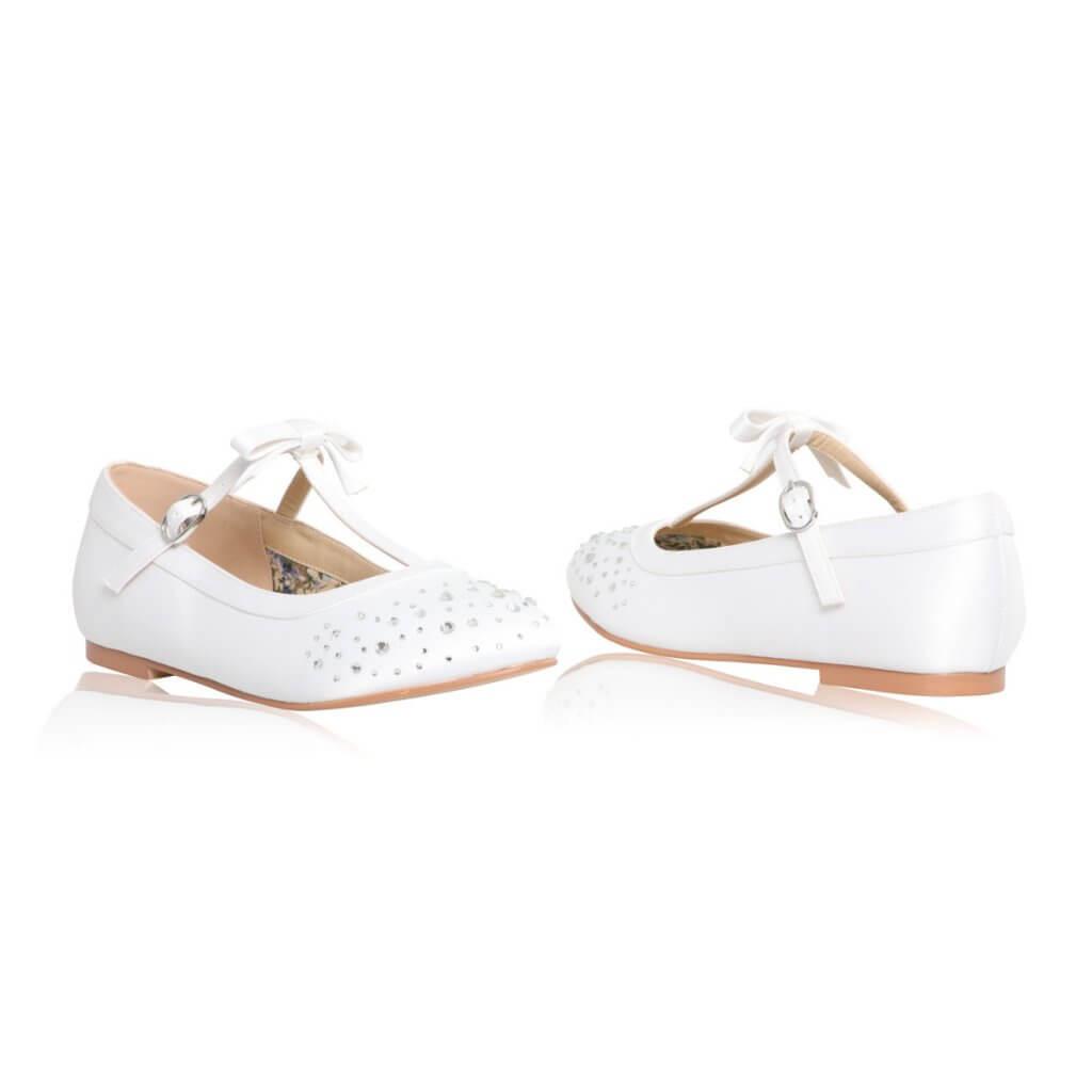 Perfect Bridal Kids - Ruthie Communion Shoes 2