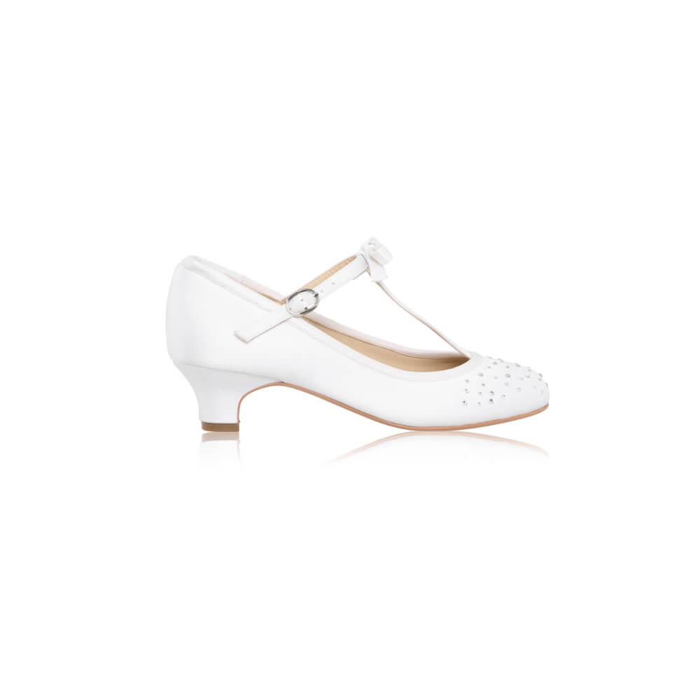 Perfect Bridal Vickie Communion Shoes 1