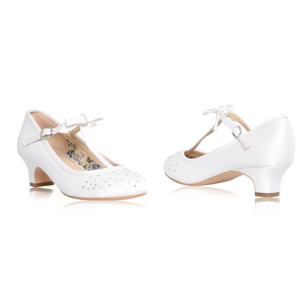 Perfect Bridal Vickie Communion Shoes 2