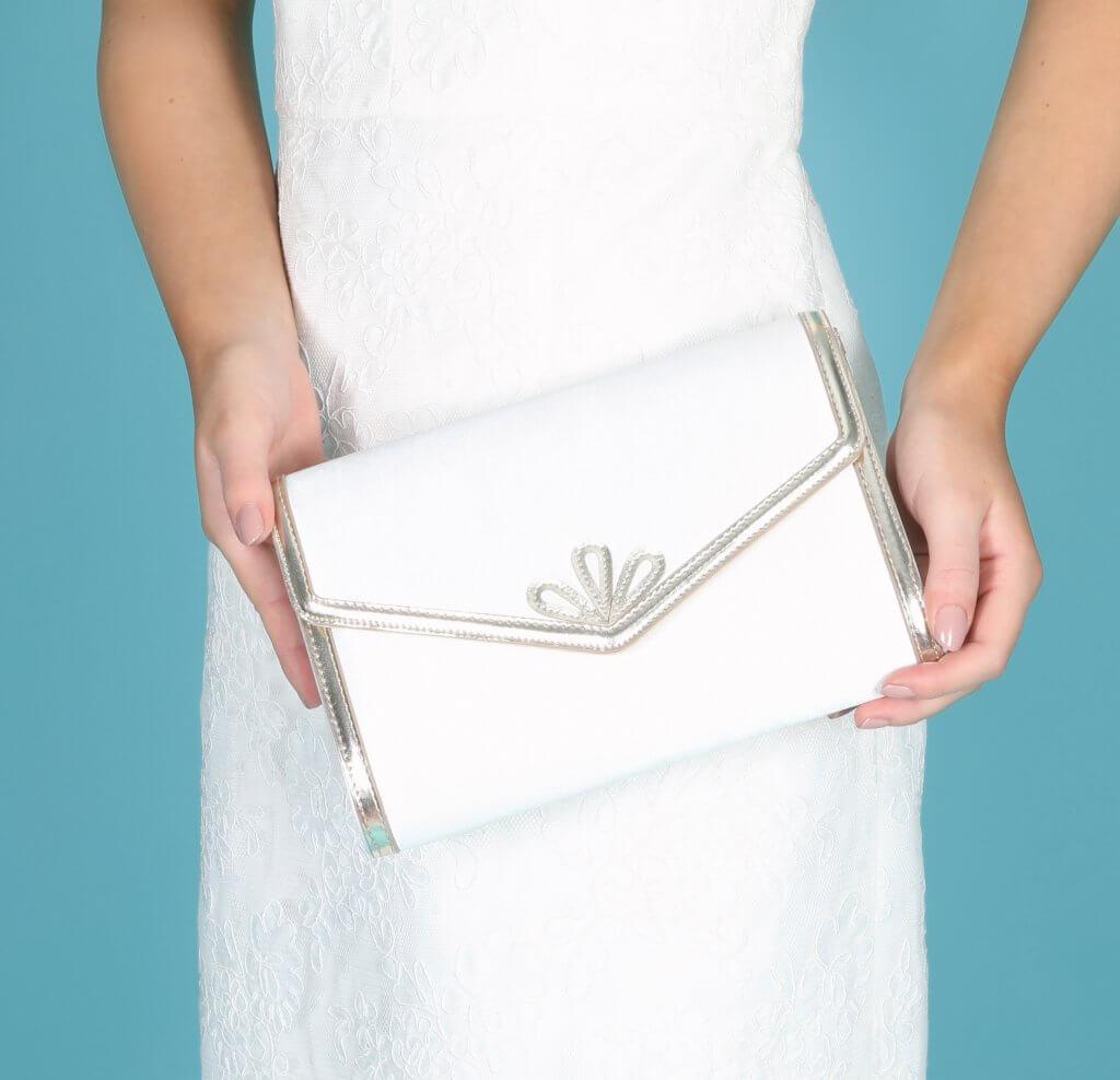 Perfect Bridal Clover Bridal Bag 3
