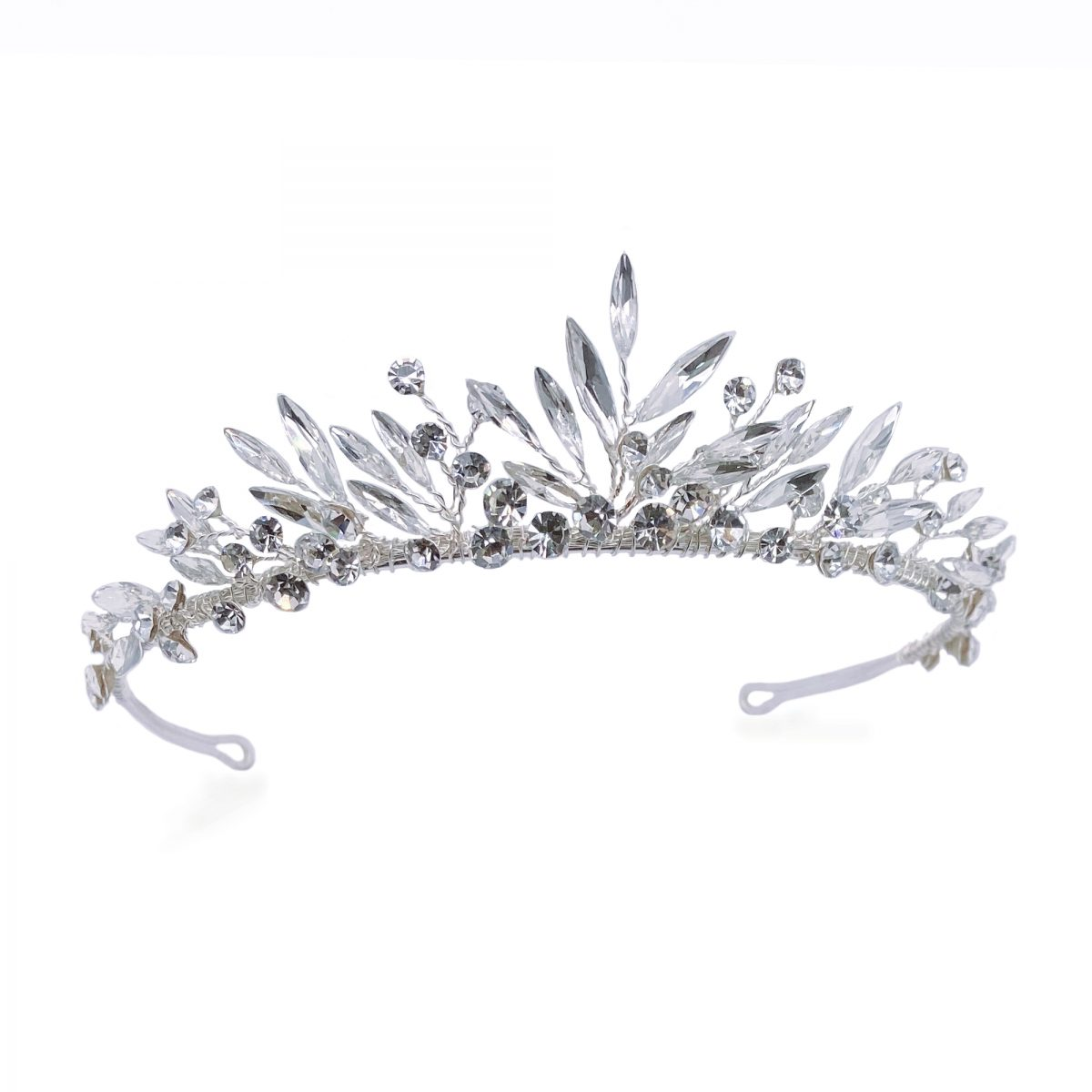 Ivory and Co Ariella Tiara 1