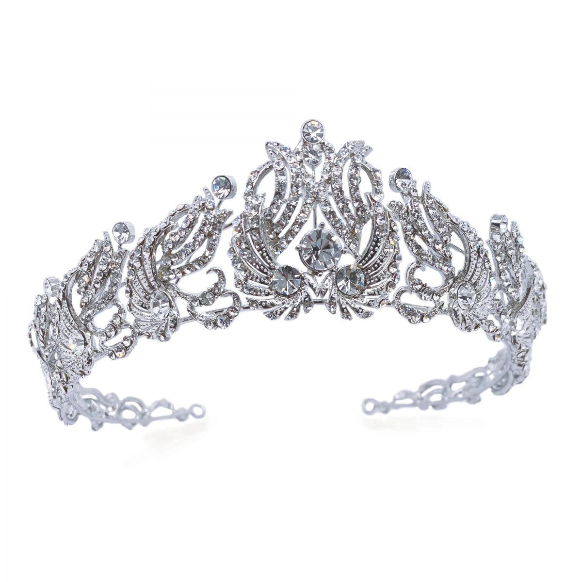 Ivory and Co Queen Victoria Tiara 1