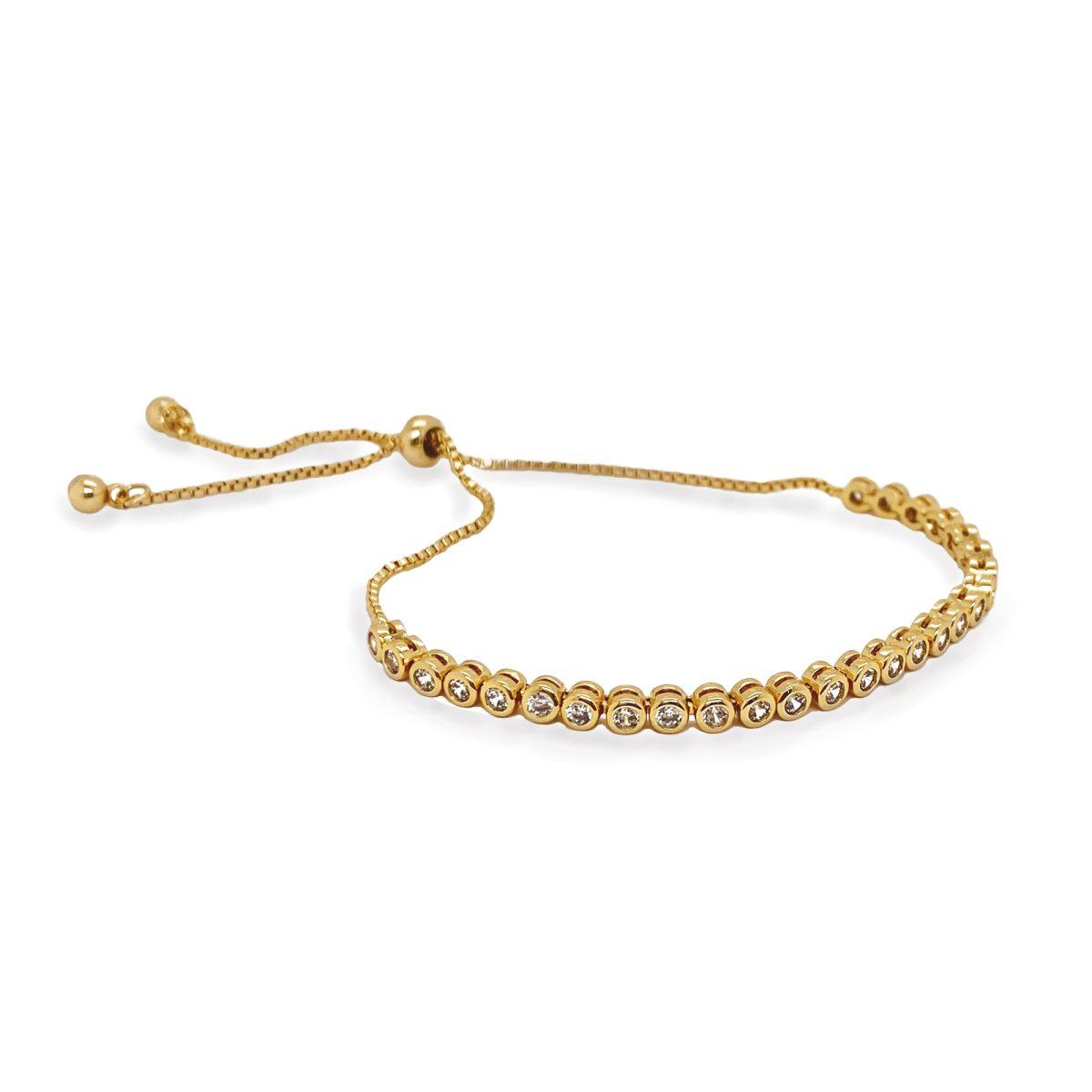 Ivory and Co Tivoli Gold Bracelet 1