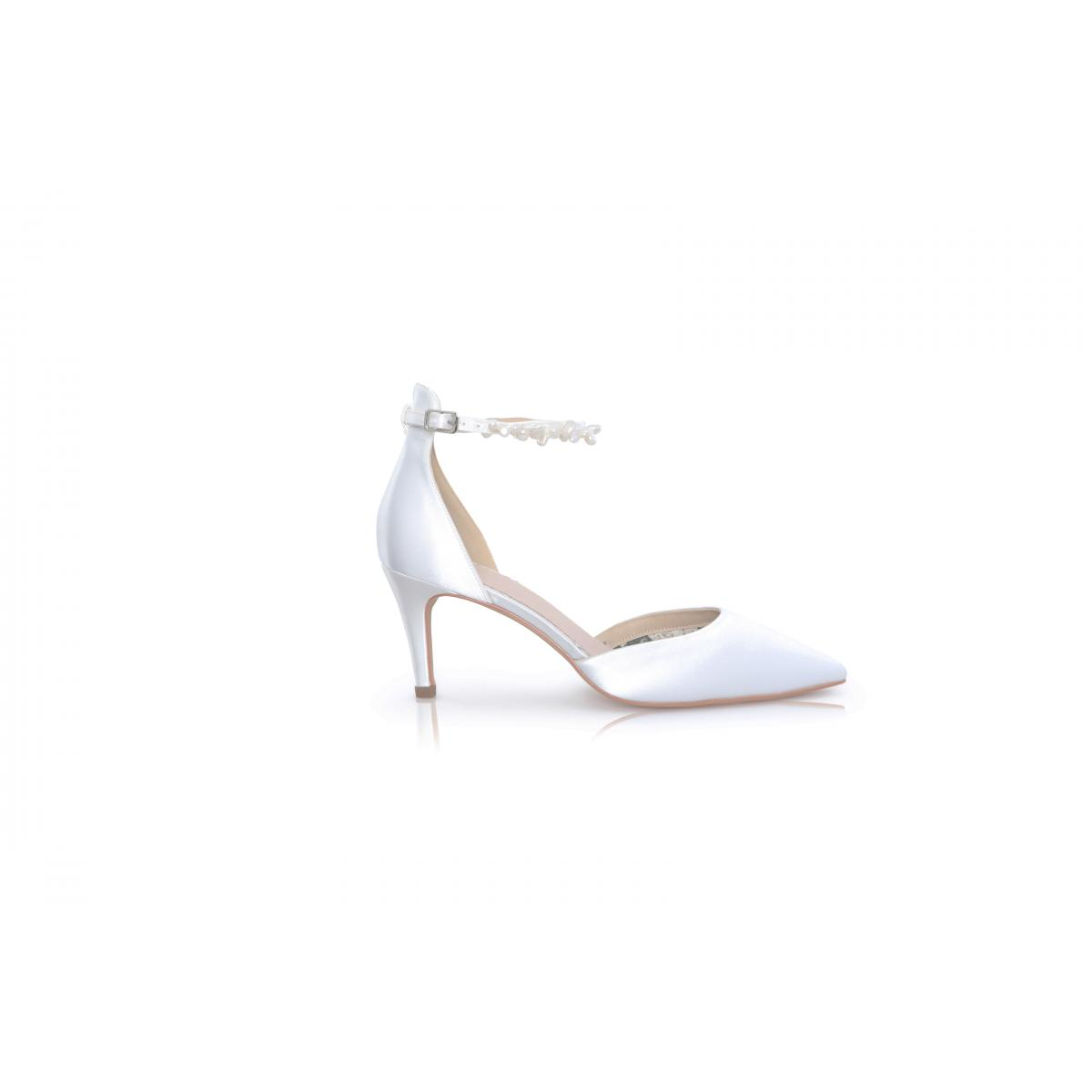 Perfect Bridal Ella Shoes - Mid Heel 1