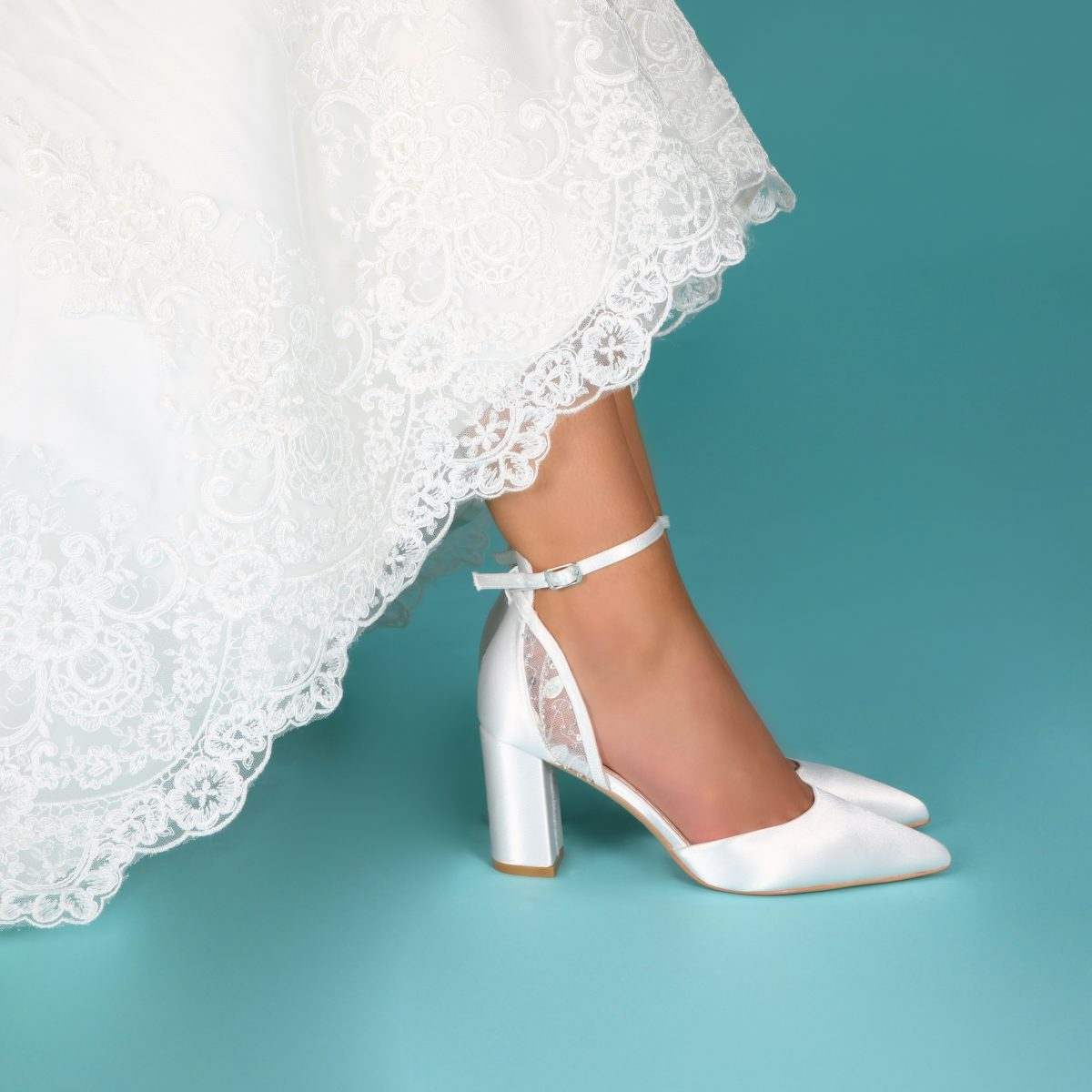 Perfect Bridal Indi Shoes 2