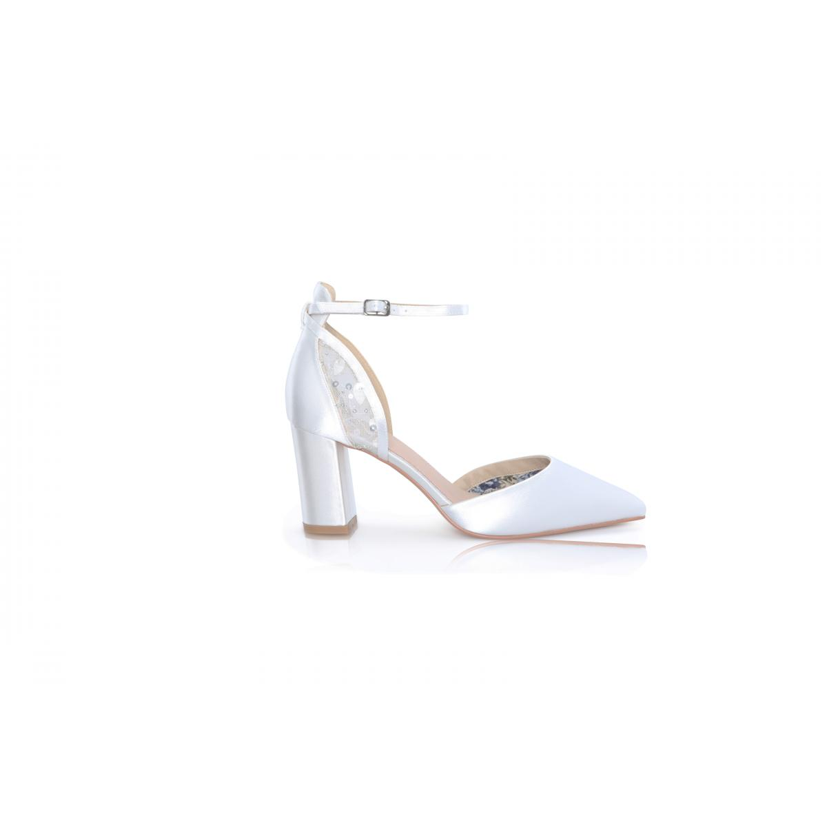 Perfect Bridal Indi Shoes - Wide Fit 1
