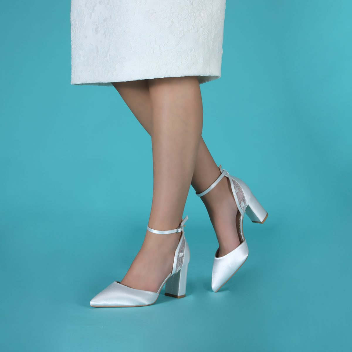 Perfect Bridal Indi Shoes - Wide Fit 4
