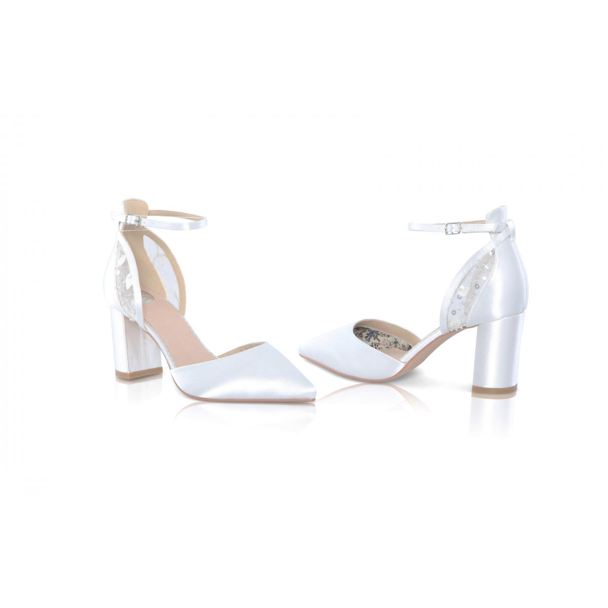 Perfect Bridal Indi Shoes - Wide Fit 2