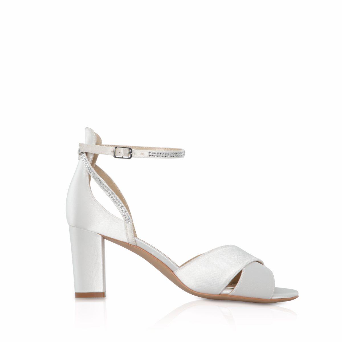 Perfect Bridal Isla Shoes 1