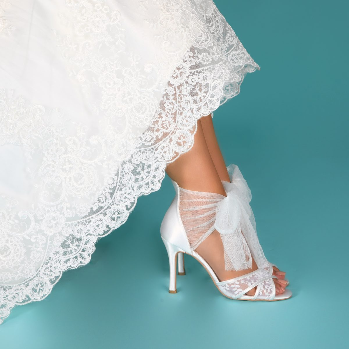Perfect Bridal Kennedy Shoes 2
