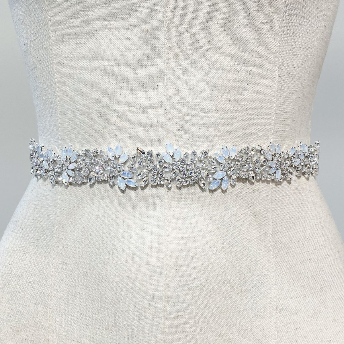 Ivory and Co Moonbeam Bridal Belt 2