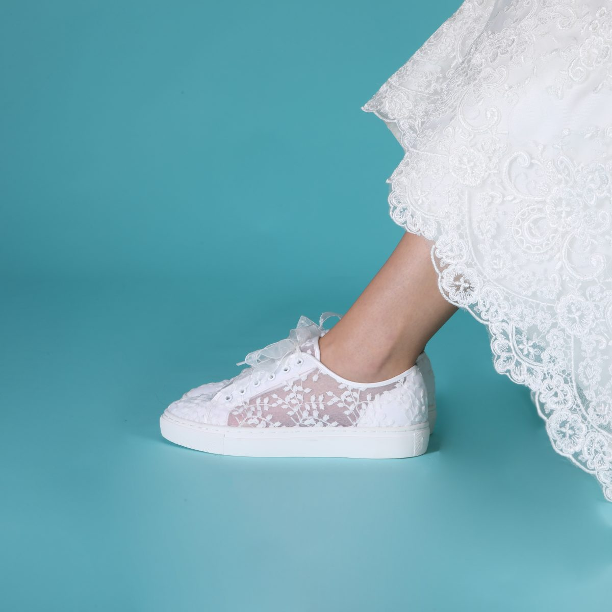 Perfect Bridal Oakley Sneakers 2