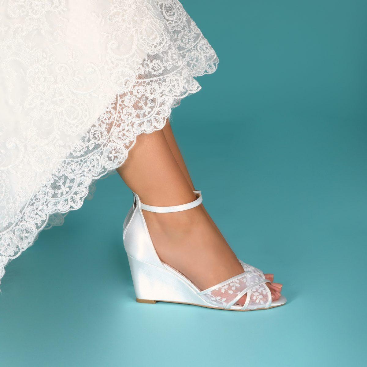 Perfect Bridal Orla Shoes 2