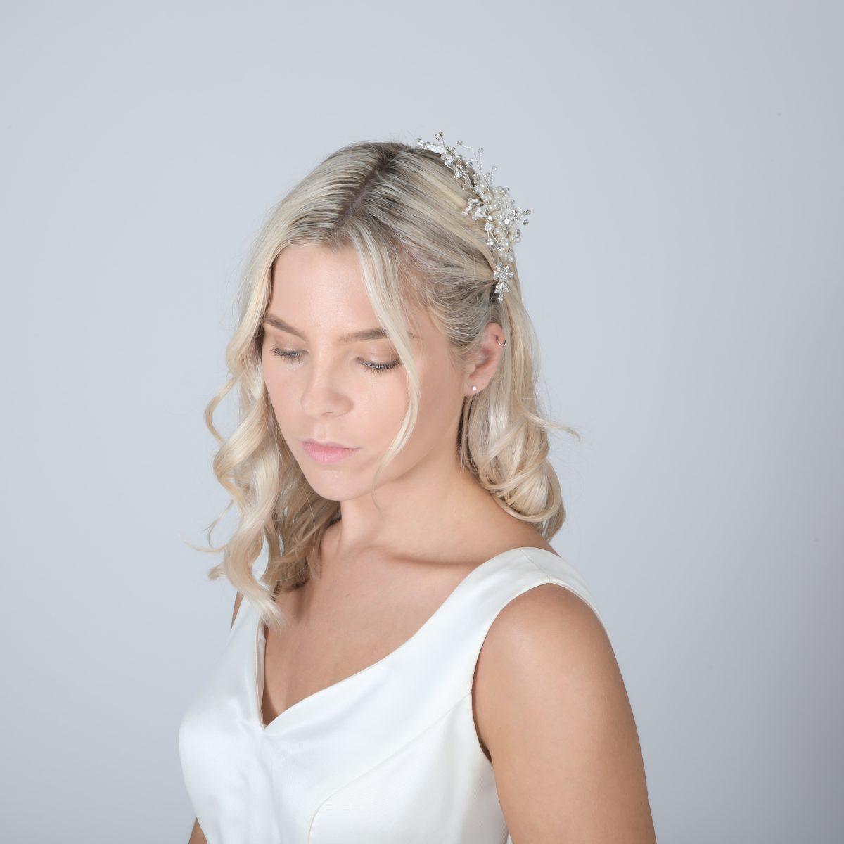 Perfect Bridal PBH7016 Headpiece - Gold 2