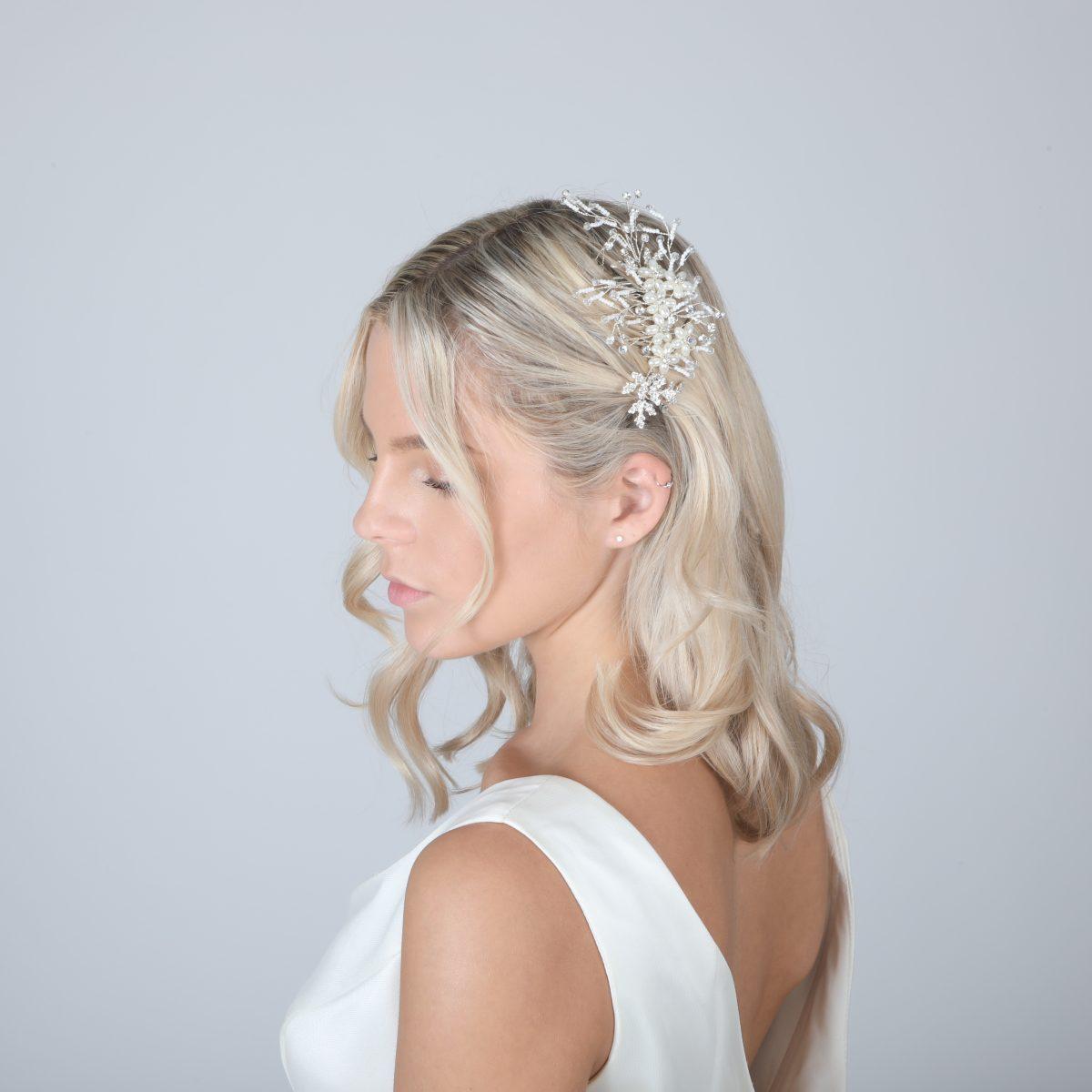 Perfect Bridal PBH7016 Headpiece - Gold 1