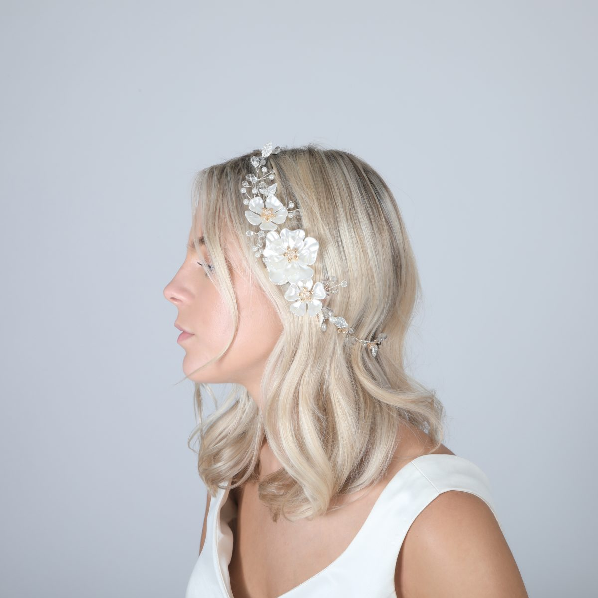 Perfect Bridal PBH7023 Hairvine 2