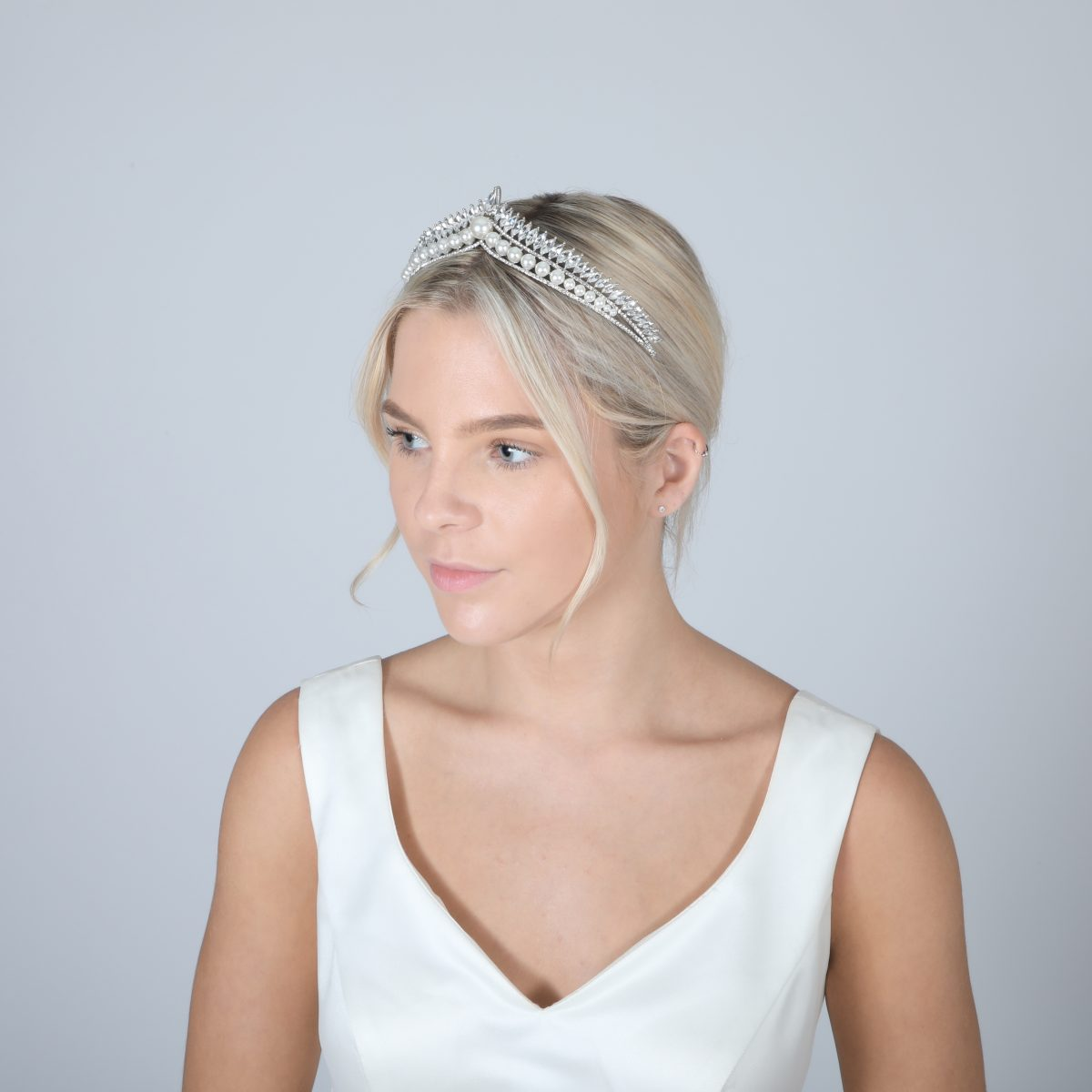 Perfect Bridal Crown - PBT5003 2
