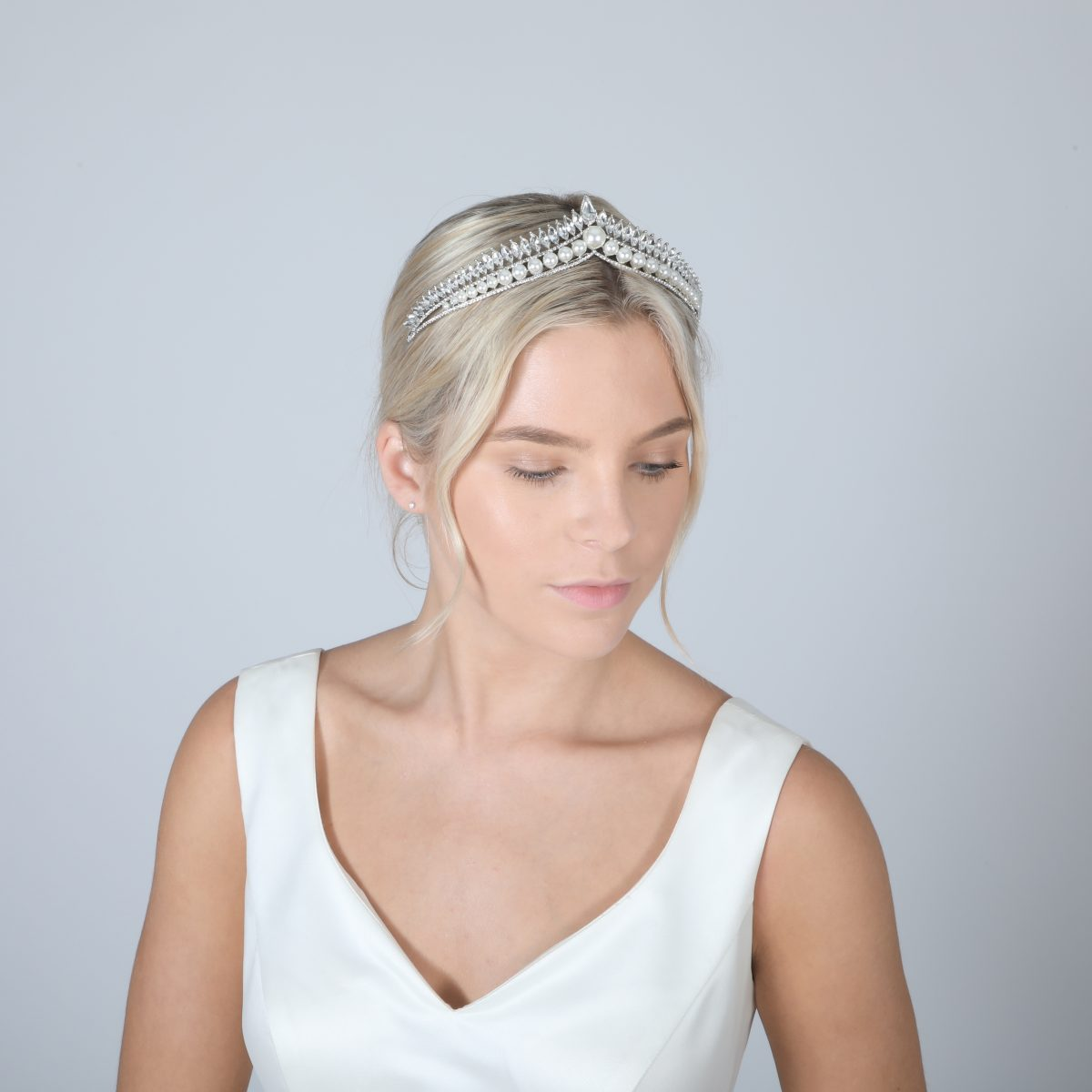 Perfect Bridal Crown - PBT5003 1
