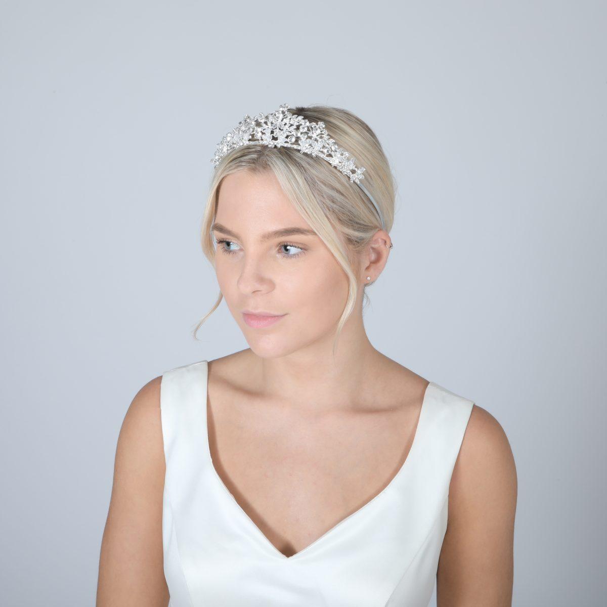 Perfect Bridal Low Crown - PBT5019 1
