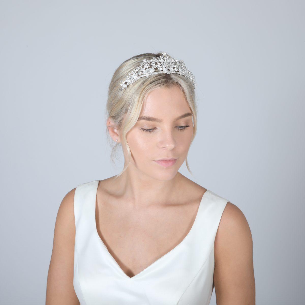 Perfect Bridal Low Crown - PBT5019 2