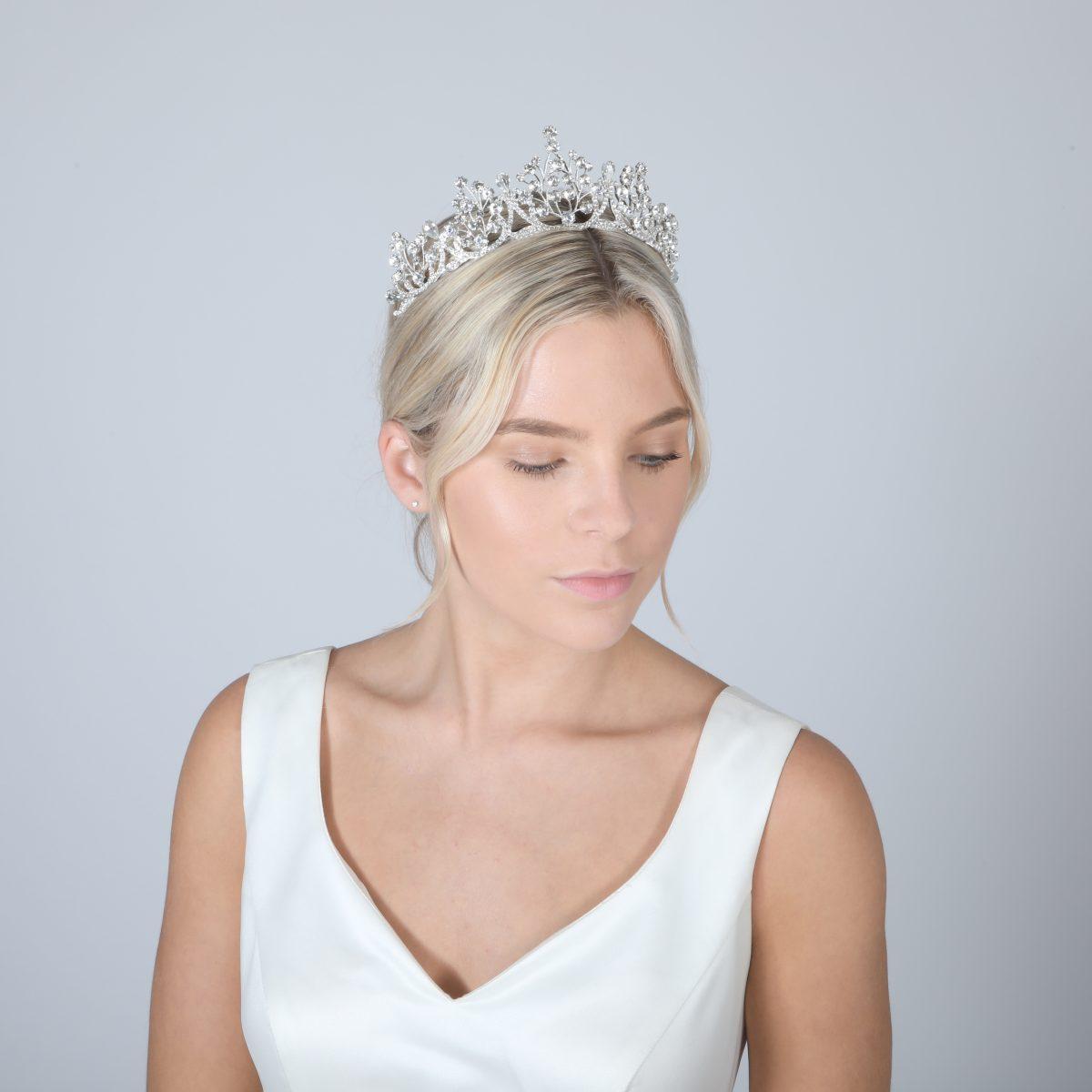 Perfect Bridal Crown - PBT5020 1