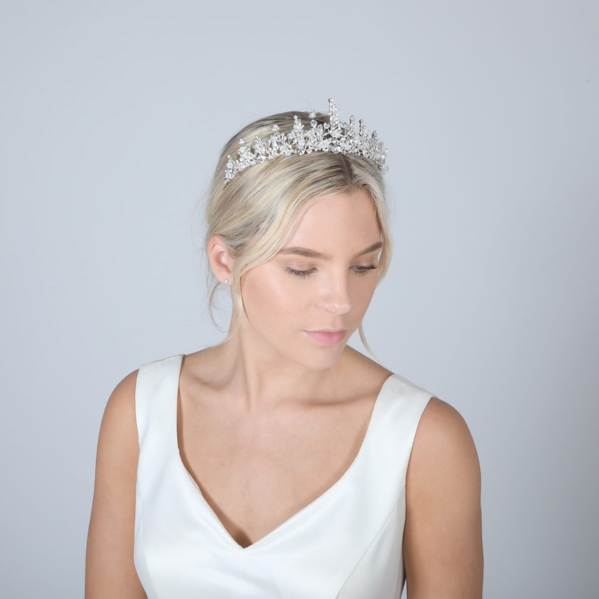 Perfect Bridal Low Crown - PBT5026 2