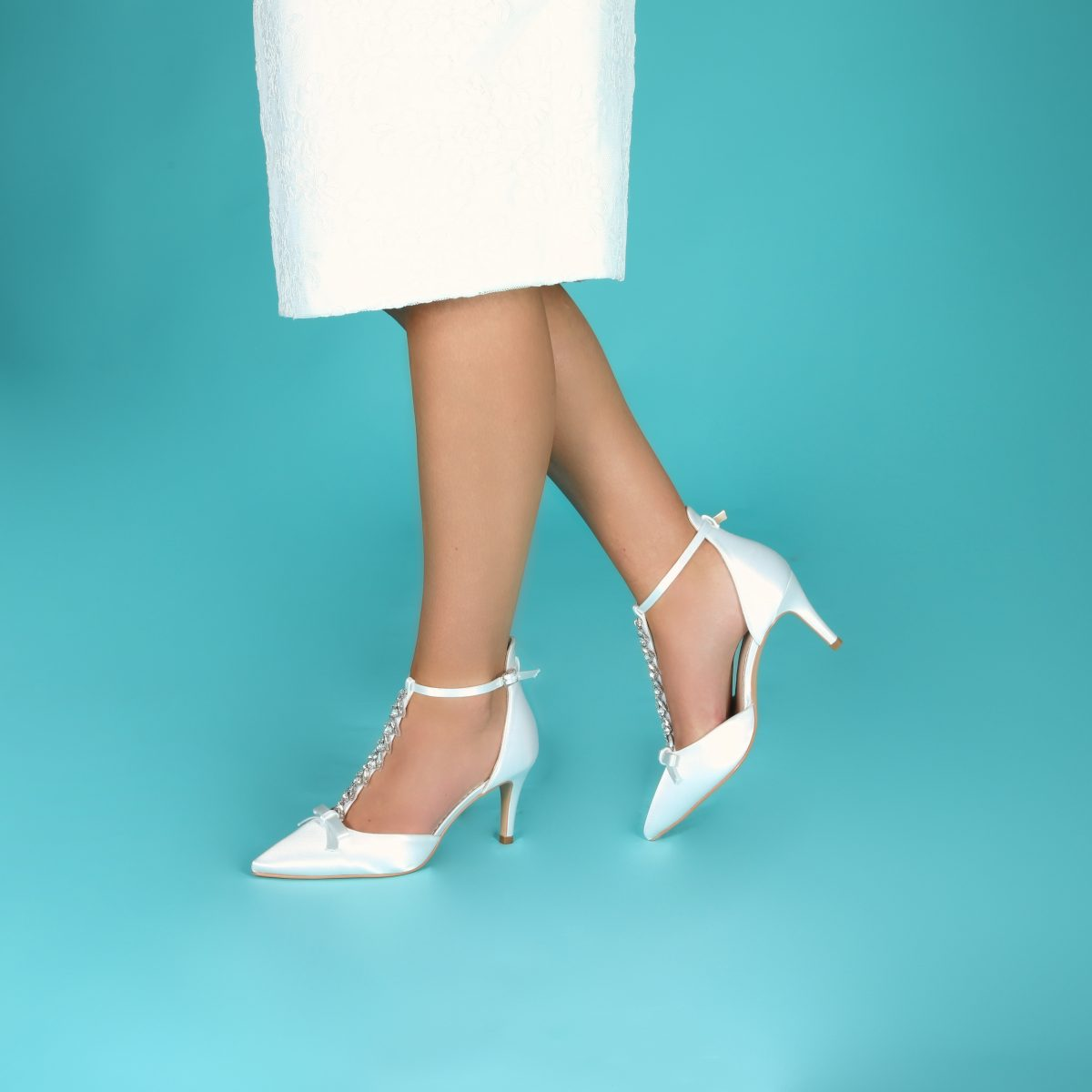 Perfect Bridal Xanthe Shoes 3