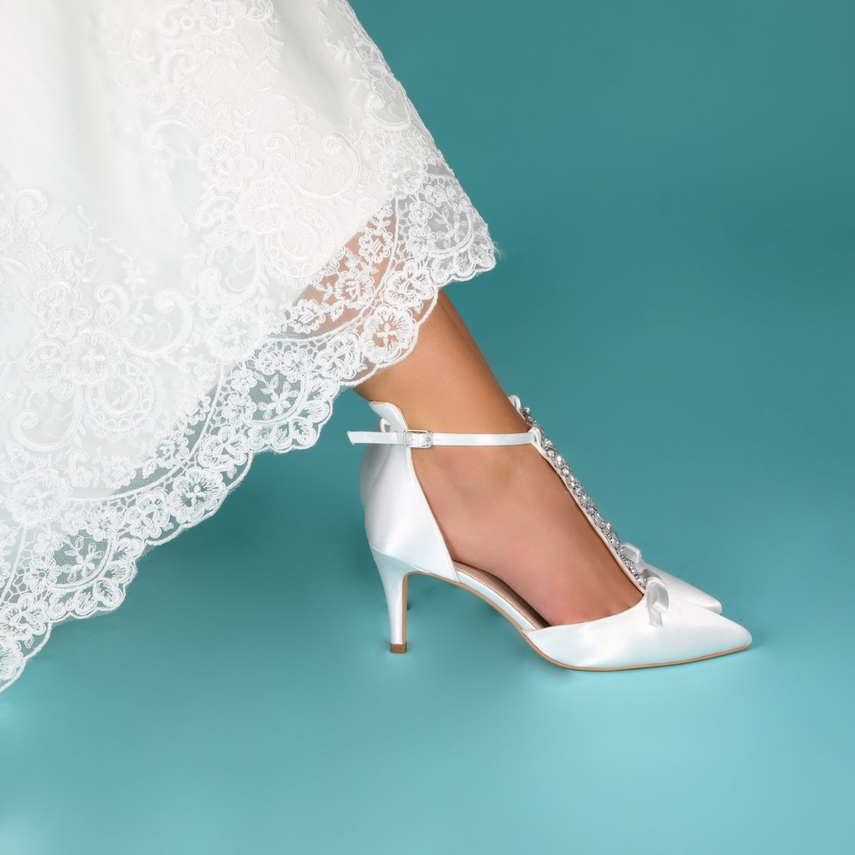 Perfect Bridal Xanthe Shoes 2