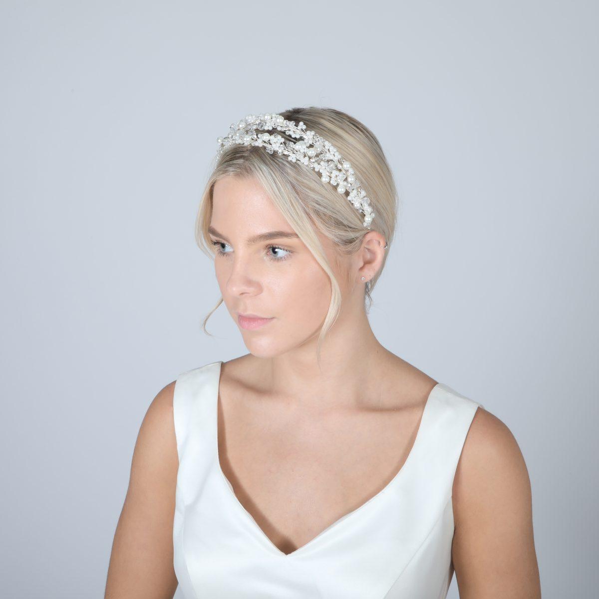 Perfect Bridal Tiara - PBT5023 1