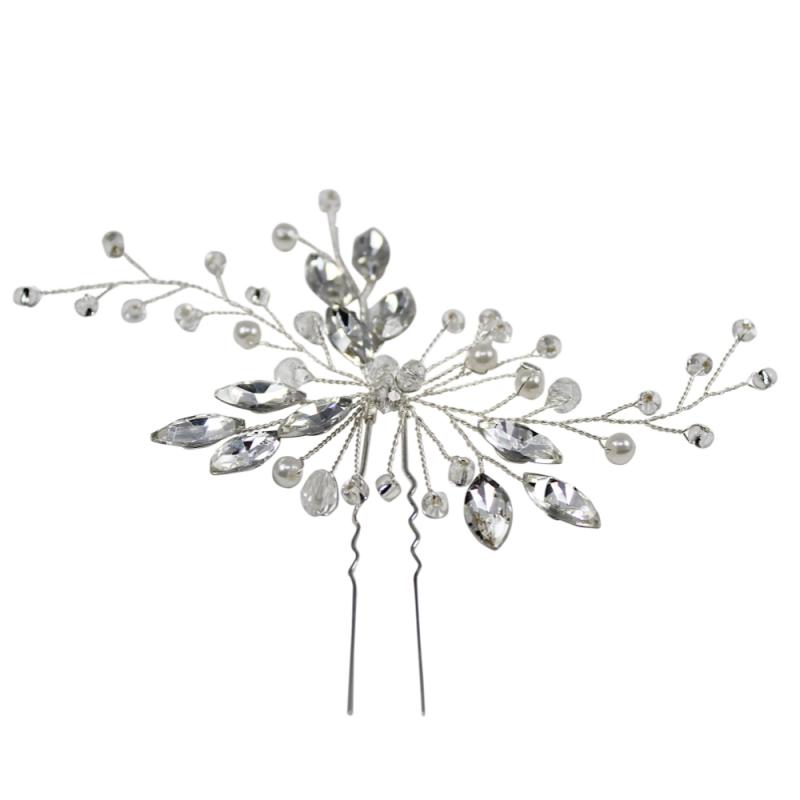 Athena  Crystal Starburst Hairpin 2